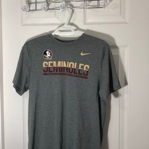 Kids FSU Dry Fit Nike Shirt